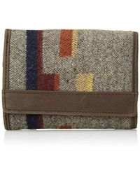Pendleton - Trifold Wallet - Lyst