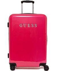 """Guess - Mimsy 24"""" Spinner 8-wheeler Red - Lyst"""