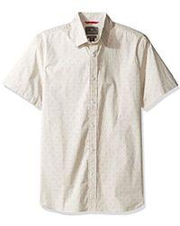 Victorinox - Monte Short Sleeve Shirt - Lyst