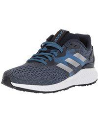 2e2eaee9e043 Lyst - Adidas Aerobounce W Running Shoe in Blue for Men