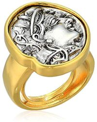 Kenneth Jay Lane - 5493ras Ring - Lyst