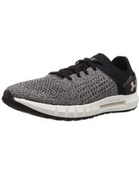 24a18c7b5affb Under Armour - Hovr Sonic Running Shoe, Black (006)/ivory, 9.5