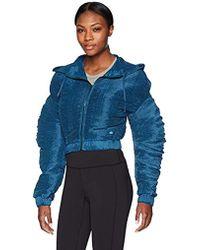 22b6b60f6de5 Lyst - Nike Sportswear Team Brasil Dynamic Reveal Women s Jacket in ...