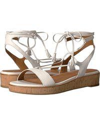Frye - Miranda Gladiator Platform Sandal - Lyst