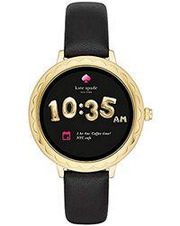 Kate Spade - Kate Spade Ladies Scallop Touchscreen Smartwatch - Lyst