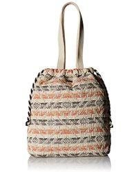 Roxy - Greendays Handbag - Lyst