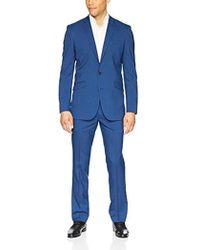 Kenneth Cole Reaction - Stretch Slim Fit Suit - Lyst