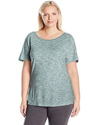 Columbia - Outerspaced Plus Size Short Sleeve Tee - Lyst