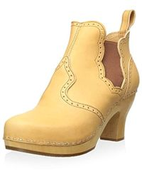 Swedish Hasbeens - Victorian Chelsea Boot - Lyst
