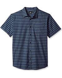 O'neill Sportswear - Stag Short Sleeve Shirt - Lyst