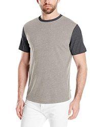 Levi's - Turbin Snow Heather T-shirt - Lyst