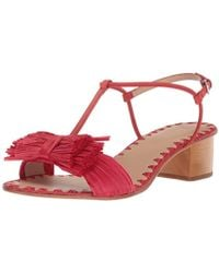 Pour La Victoire - Womens Julie Open Toe Casual Slingback Sandals - Lyst
