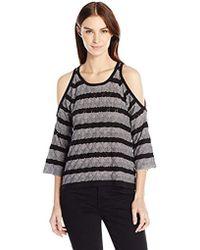 Parker - Marita Knit Sweater - Lyst