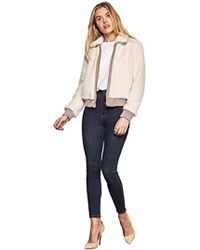 Cupcakes And Cashmere Ira Reversable Bomber Jacket - Multicolor