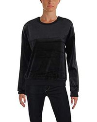 Juicy Couture - Lightweight Velour Pullover - Lyst