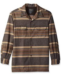 Pendleton - Size Big & Tall Long Sleeve Board Shirt - Lyst