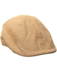 3475bd80ea4 Hot Levi s - Ivy Newsboy Hat - Lyst