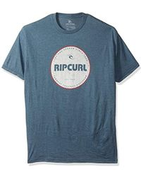 Rip Curl - Style Master Heather T-shirt - Lyst