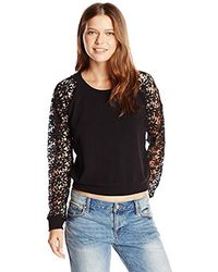 Jessica Simpson Tulah Top - Black