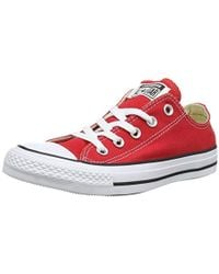 1d9060be30e1 Converse - Unisex Chuck Taylor As Double Tongue Ox Lace-up - Lyst