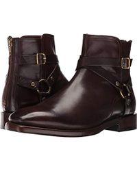 Frye - Weston Cross Strap Harness Boot - Lyst