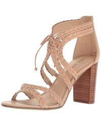 Via Spiga - Gardenia Block Heel Dress Sandal - Lyst