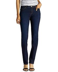 Lee Jeans - Petite Fit Rebound Slim Straight Jean - Lyst