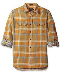 Pendleton - Long Sleeve Fitted Fairbank Shirt - Lyst