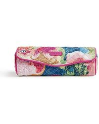 Vera Bradley - Iconic On A Roll Case, Signature Cotton - Lyst