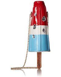Betsey Johnson - Popsicle Rocket Pop Shoulder Bag - Lyst