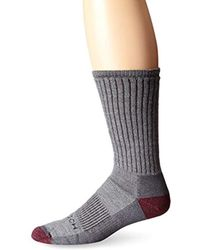 ce24e7d90f7 Under Armour X Stance Project Rock Crew Socks in Black for Men - Lyst