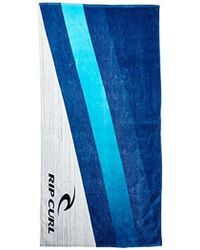 Rip Curl - Mf Rise Large Towel - Lyst