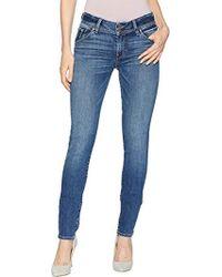 Hudson Jeans - Big And Tall Collin Midrise Skinny Supermodel Flap Pocket Jean - Lyst