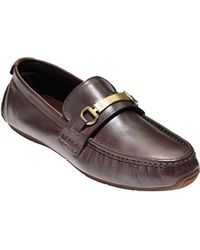 Cole Haan - Summers Bit Driver Loafer - Lyst