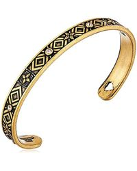 ALEX AND ANI - Healing Love Cuff Bangle Bracelet - Lyst