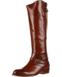 Frye - Dorado Buckle Riding Boot - Lyst