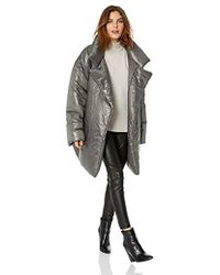 Norma Kamali - Sleeping Bag Coat To Knee - Lyst
