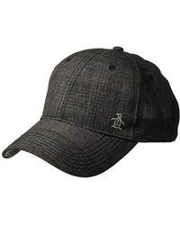 bfddadea34a Lyst - Stussy Textured Wool Bucket Hat in Black for Men
