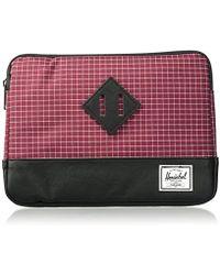 Herschel Supply Co. - Heritage Sleeve For 12 Inch Macbook - Lyst