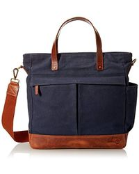 7f540f3638 Timberland - Nantasket Other Fibers And Leather All Purpose Bag - Lyst
