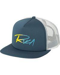 562d78819ff Lyst - Converse Gradient Bucket Hat in Blue for Men
