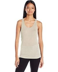 a65d5137e5 Roxy Risingrun Workout Tank Top in Red - Lyst