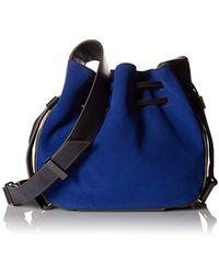 Halston - Bianca Medium Drawstring Handbag - Lyst