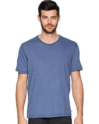 AG Jeans - Ramsey Short Sleeve Vintage Jersey Crew - Lyst