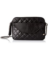 SJP by Sarah Jessica Parker - King Quilted Cross-body Bag - Lyst