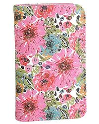 Buxton - Spring In Bloom Rfid Pik-me-up Snap Card Case - Lyst