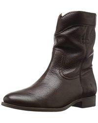 Frye - Cara Roper Short Boot - Lyst