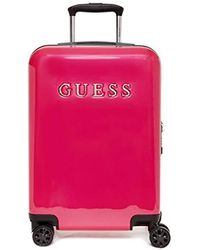 """Guess - Mimsy 20"""" Spinner 8-wheeler Red - Lyst"""