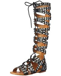 N.y.l.a. - Anpunk Gladiator Sandal - Lyst