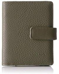 Nautica - Plain Sailing Deluxe Wallet Rfid Blocking Passport Case Wallet - Lyst